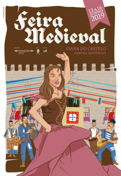 XII Feira Madieval